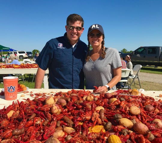 About 4,500 pounds of crawfish will be brought in from Mobile to join corn, sausage, potatoes and the rest for a mix that is certain to please the crowd at the Pike Road Patriot Fund's 8th Annual Crawfish Boil. The Boil will be held  from 10 a.m. to 5 p.m. on May 18 at The Waters.