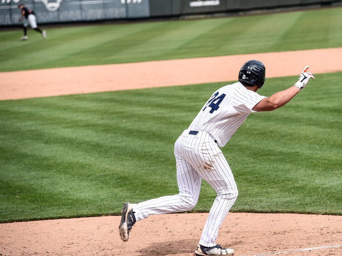 Walk-off win not enough for Auburn baseball to avoid series loss to Georgia