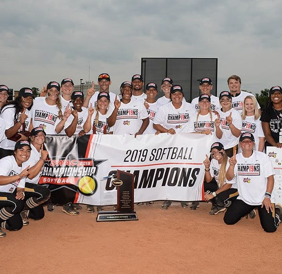 ASU wins SWAC softball championship for first time since 2016