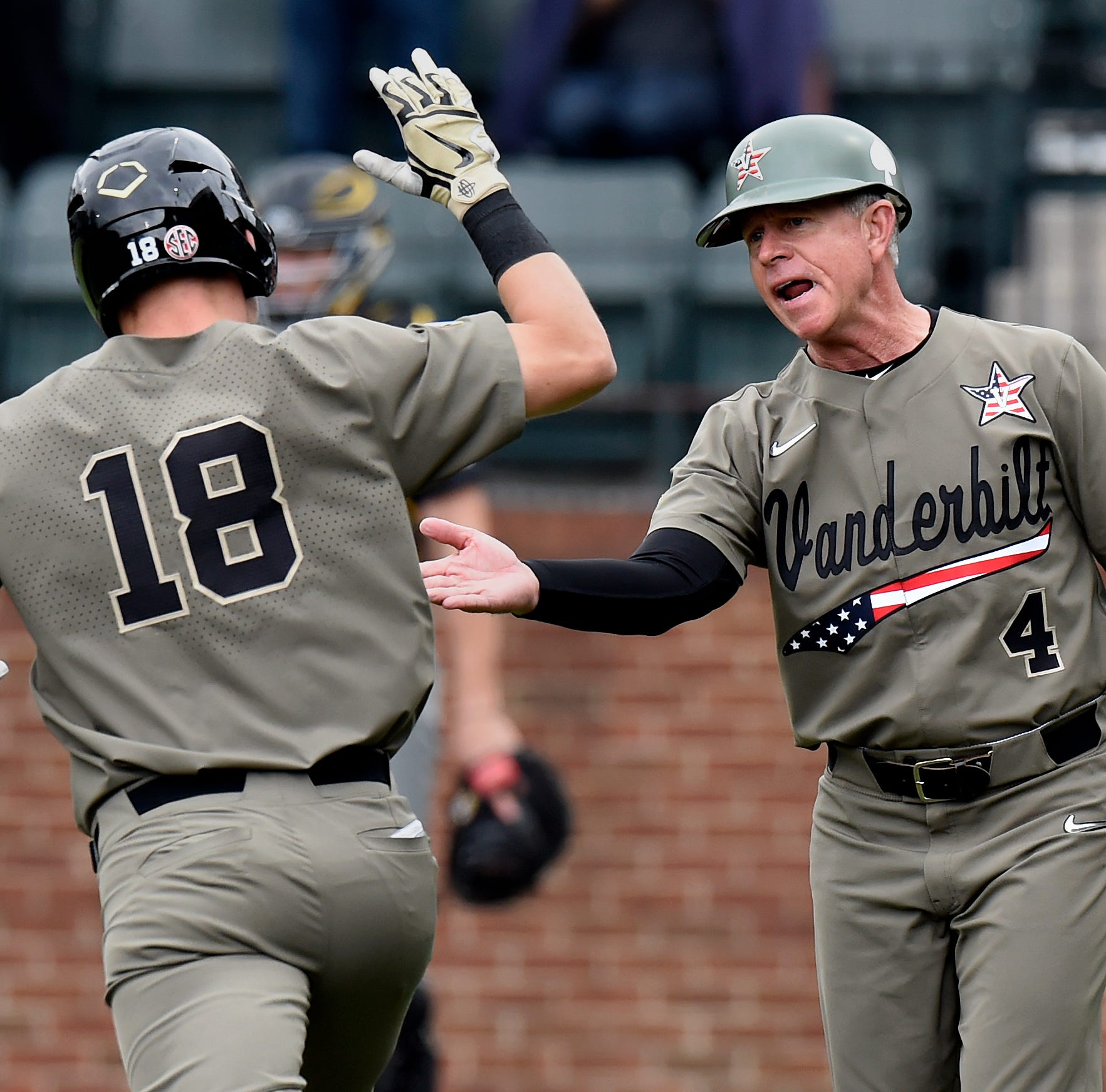 Vanderbilt baseball wins first SEC regular-season title since 2013