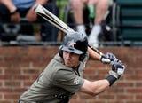 Vanderbilt junior J.J. Bleday broke Pedro Alvarez's single-season school record for home runs with his 23rd.