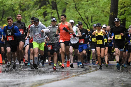 The 38th Rubin Run for Special Needs was held at the Kaplen JCC on the Palisades in Tenafly on Sunday, May 12, 2019. The event included an 8K trail run, a 10K run and a 5K run.