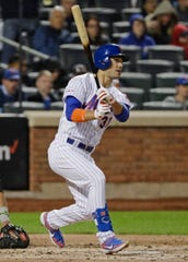 The good news for Michael Conforto – and the Mets, who are ravaged with injuries – is that he feels 100 percent now after going on the IL with a concussion.