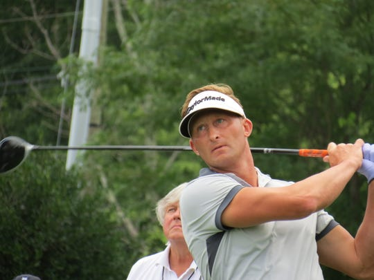 Club pro Tyler Hall of Wayne will represent New Jersey at the 101st PGA Championship.