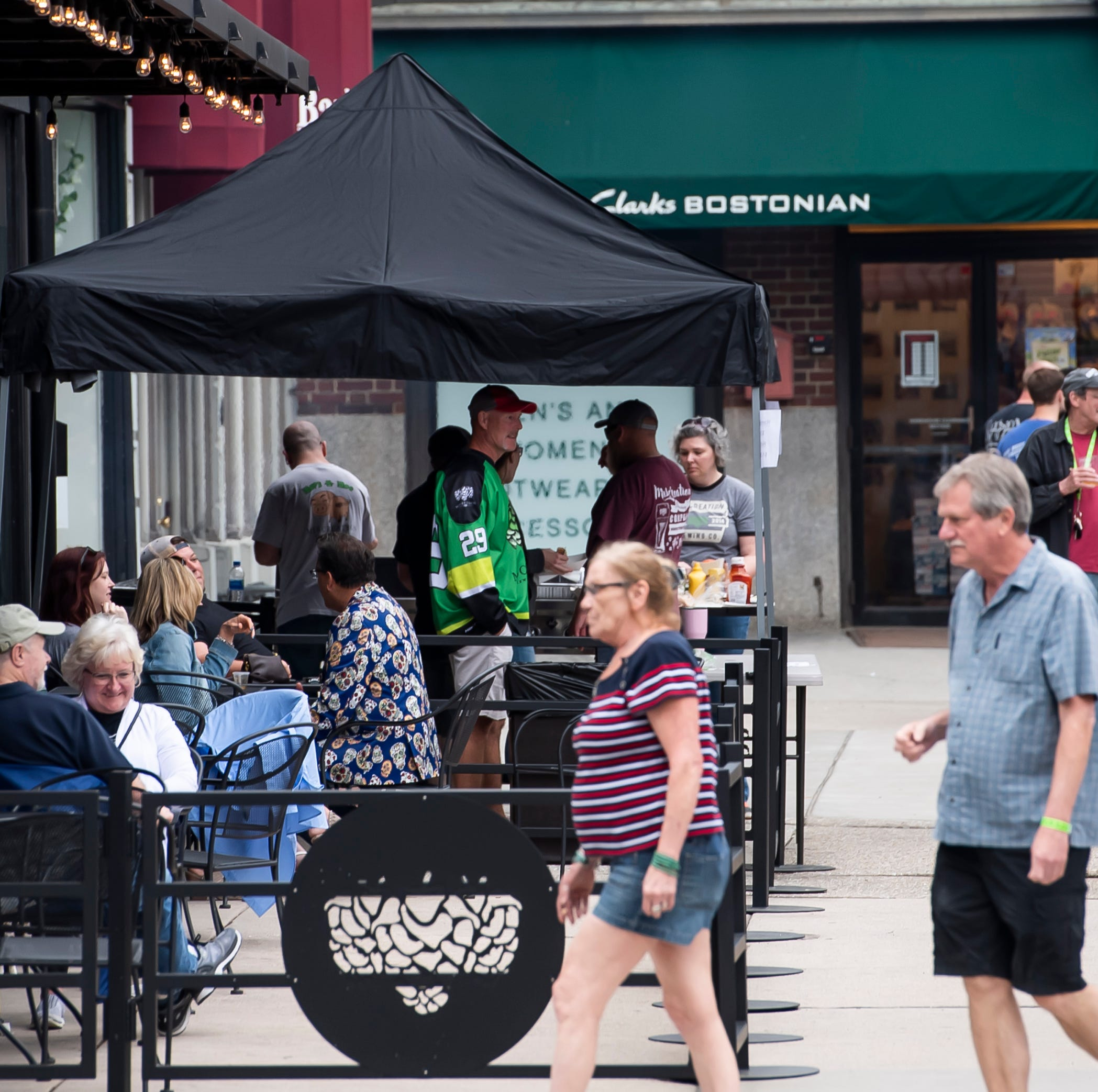 Looking for local outdoor dining? Check out these Hanover-Adams restaurants