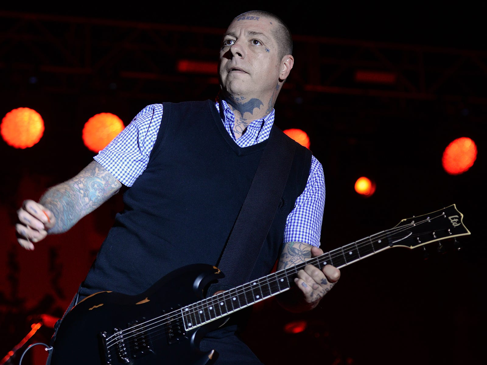Rancid performs at Bash Festival in Phoenix on May 12, 2019.