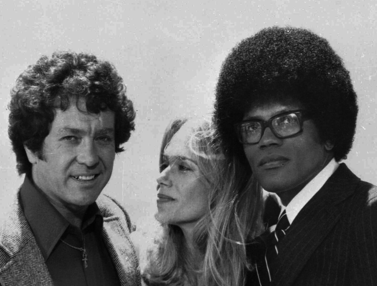 "Michael Cole (from left), Peggy Lipton and Clarence Williams II star in ""The Return of the Mod Squad"" (1979)."