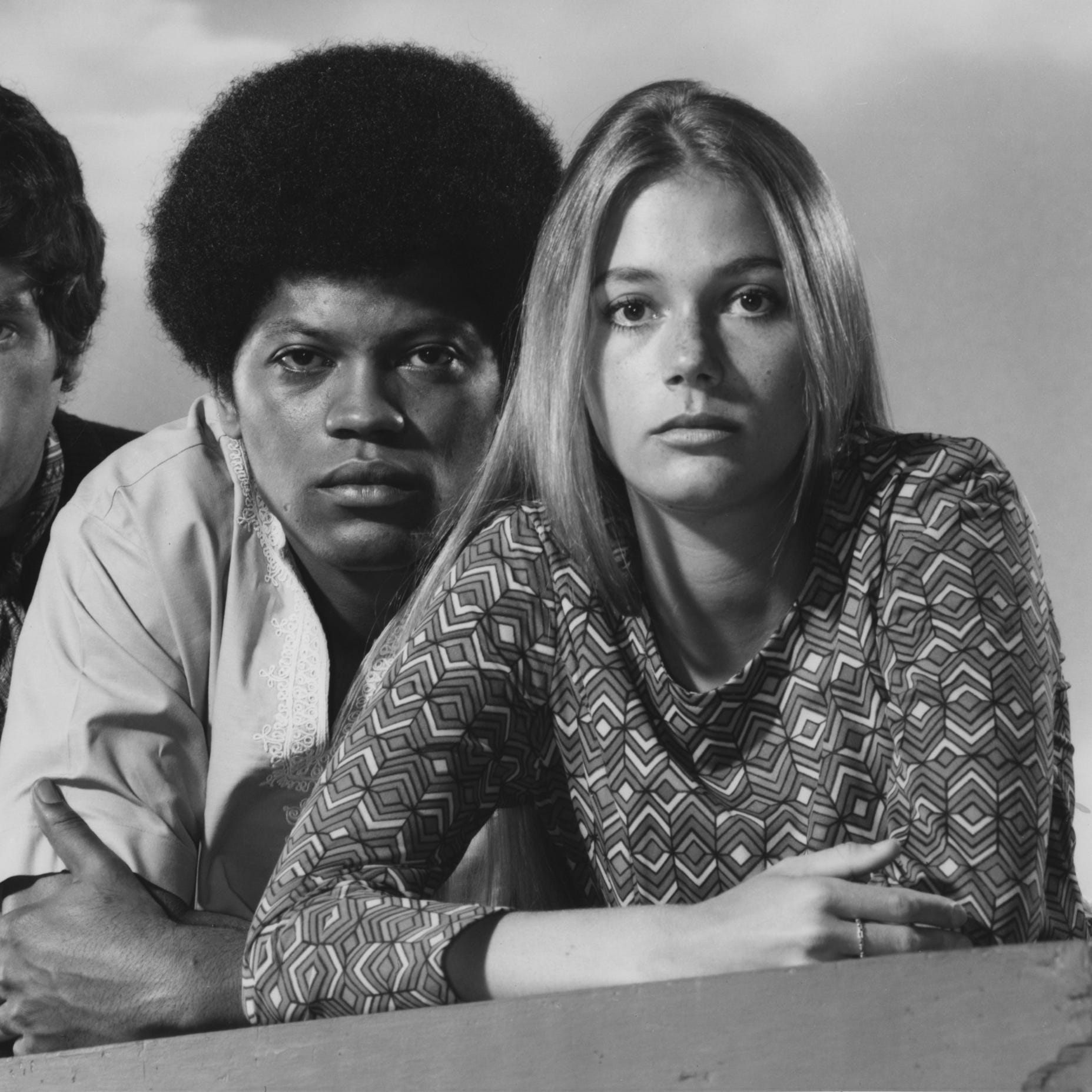 Peggy Lipton, blond star of 'The Mod Squad' and 'Twin Peaks,' dies at 72