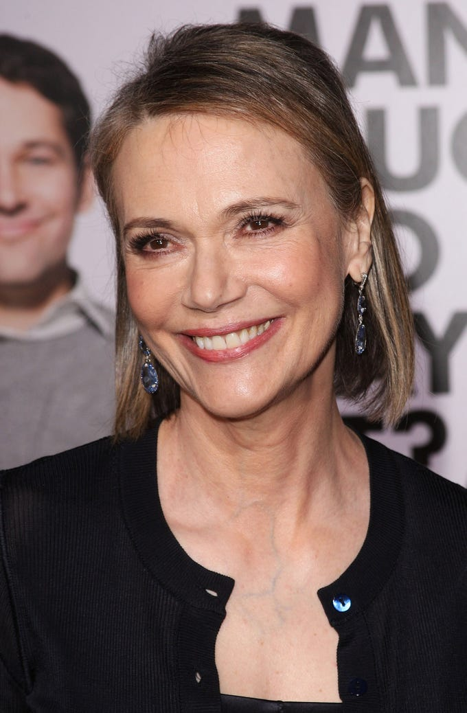 """May 11, 2019: Peggy Lipton, star of the groundbreaking series """"The Mod Squad,"""" has died. The actress, who was  the mother of actress Rashida Jones, was 72."""