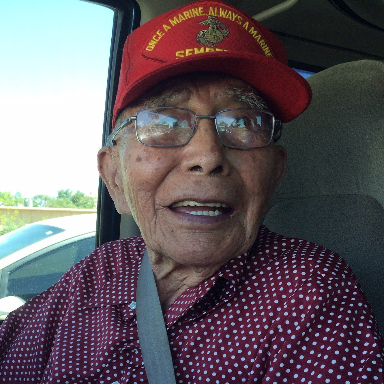 Navajo Code Talker Fleming Begaye Sr. dies at 97