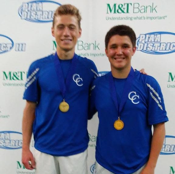 Cedar Crest duo of Tull and Muraika claim district gold