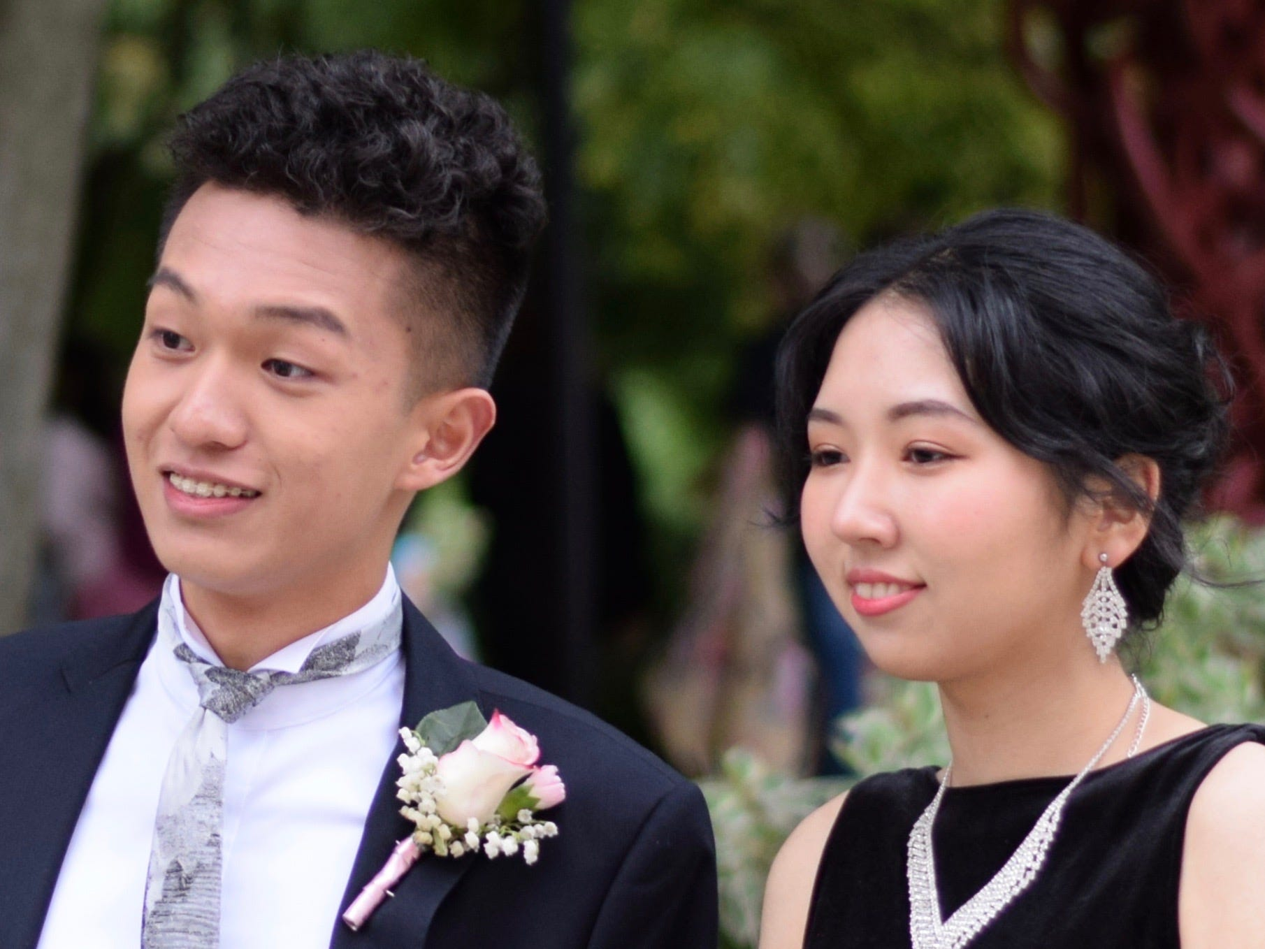 York Country Day School students attended prom Saturday, May 11, 2019. (Jennifer King photo)