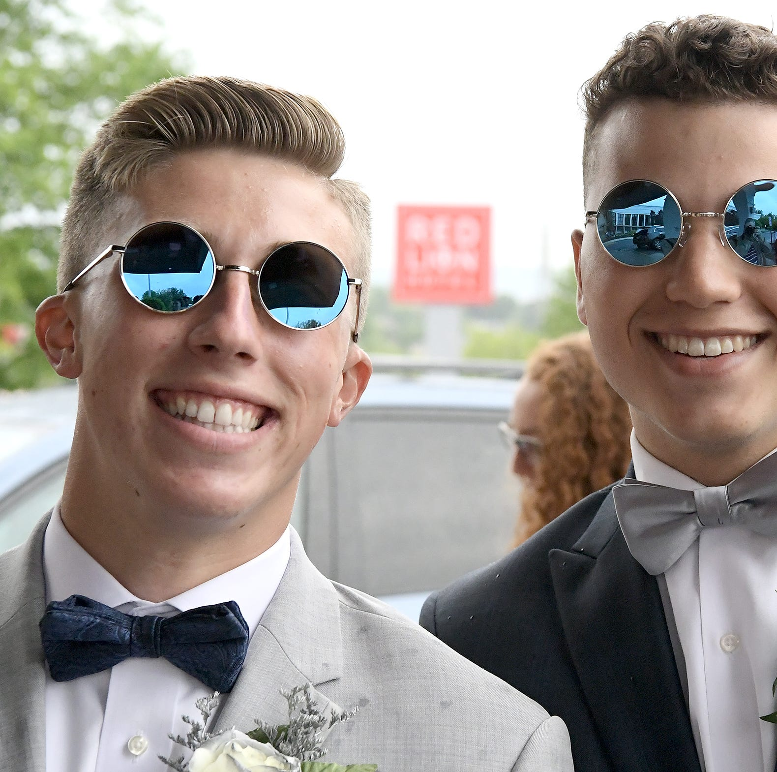 PHOTOS: Red Land High School celebrates 2019 prom at Red Lion Hotel