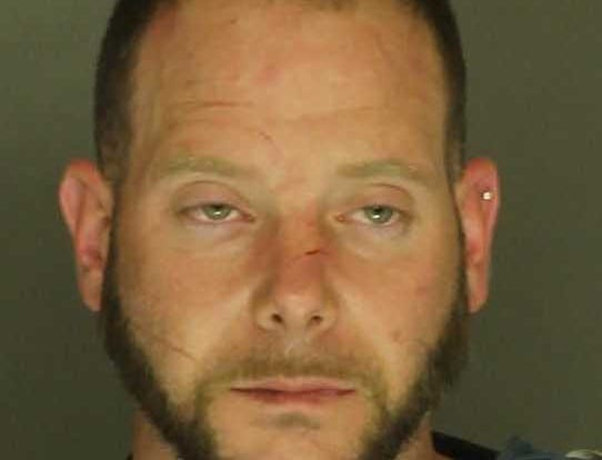 Matthew Moffitt, arrested for DUI, escape, obstruction of administration of justice and false imprisonment.