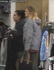 Two women suspected of theft at the Kohl's in Springettsbury Township.