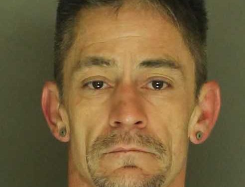 Mark Bechtel, arrested for illegal possession of a controlled substance, DUI and use/possession of drug paraphernalia.