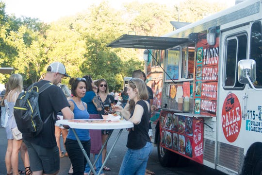 Carlitos Calle Tacos is returning to Food Truck Friday in Idlewild Park in Reno in 2019.