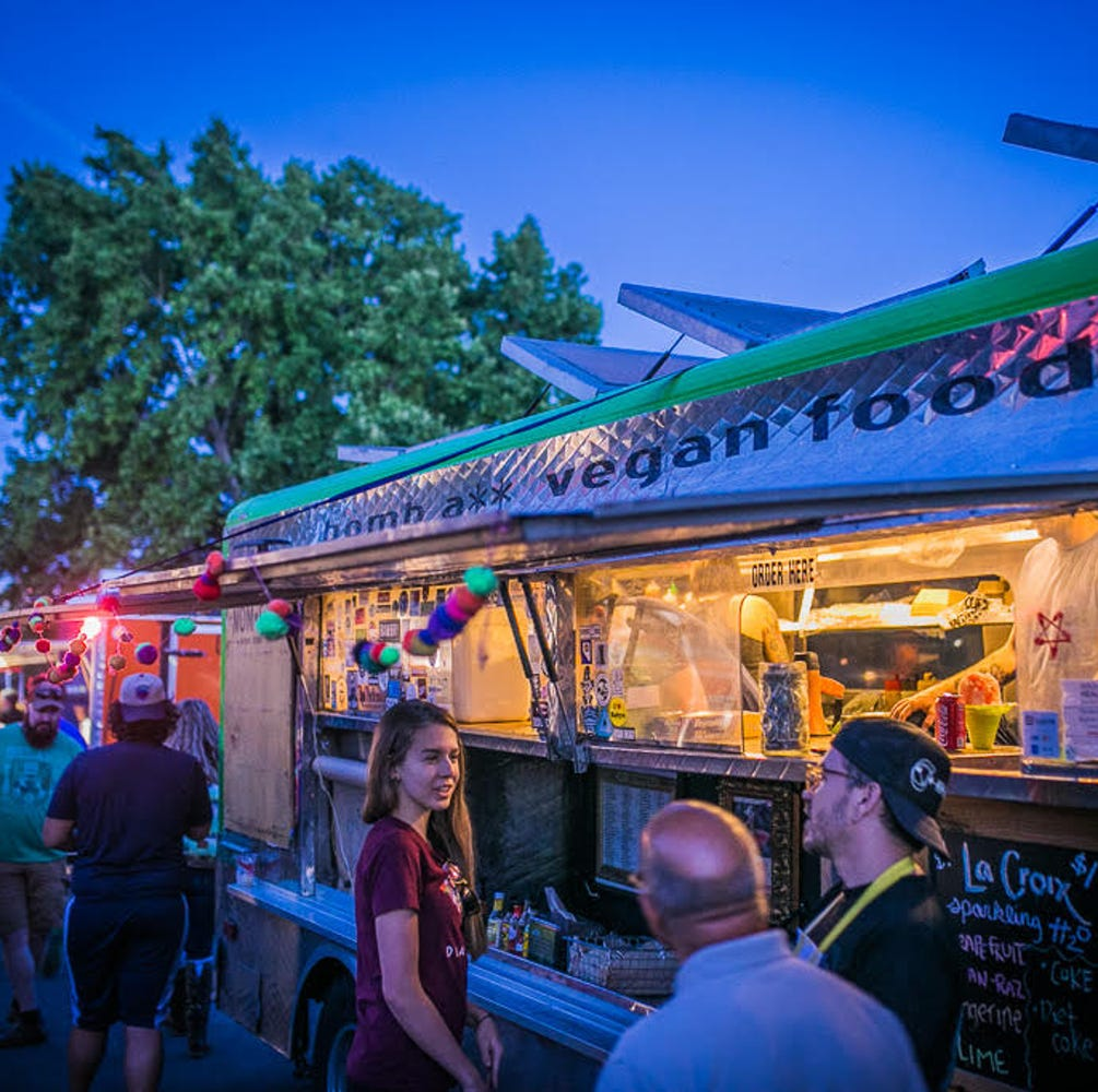 Reno's Food Truck Friday returns May 17. Here are the 20 new vendors coming this year