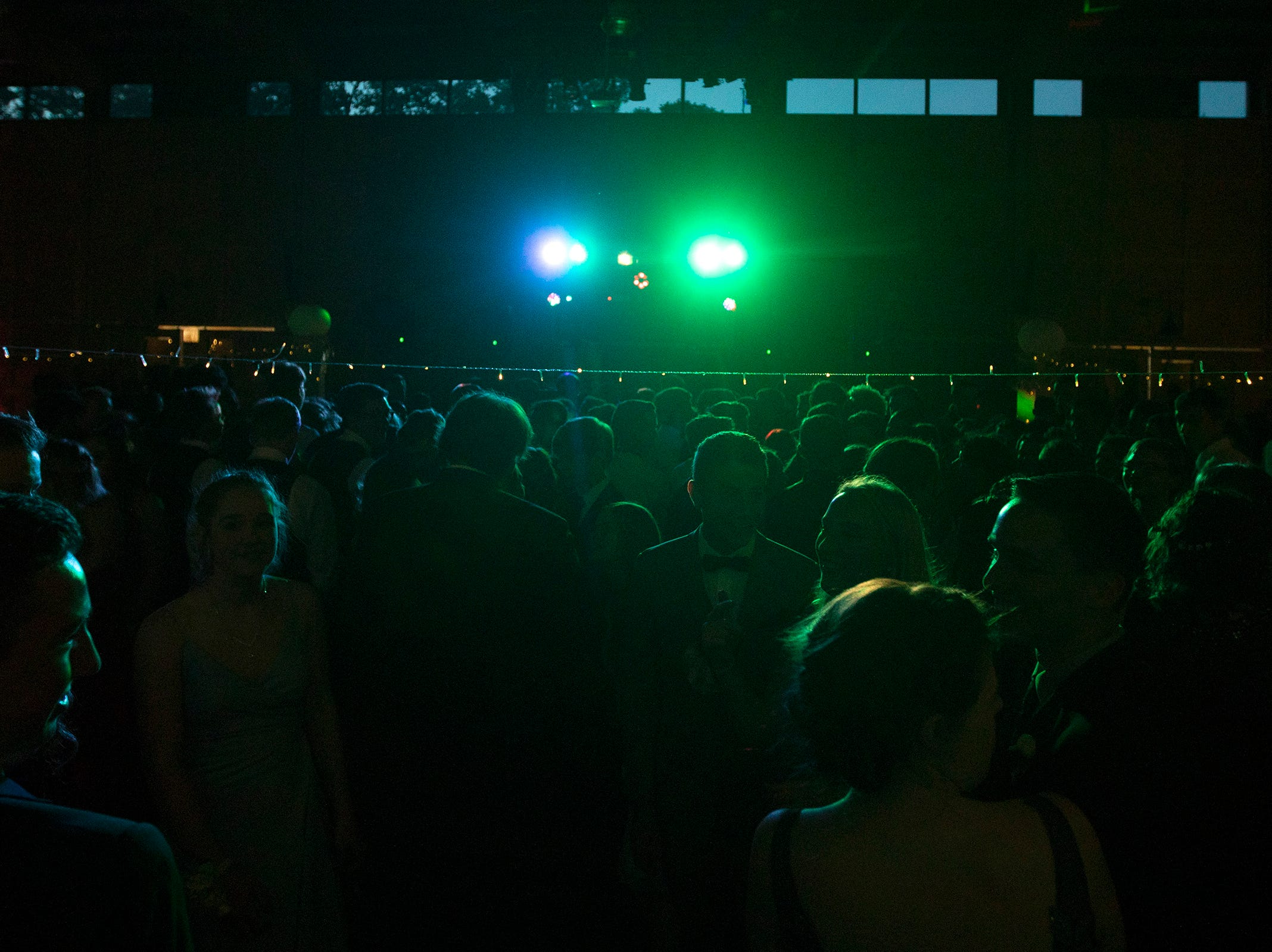 Silverton High School held their prom at the Oregon Garden on Saturday, May 11.
