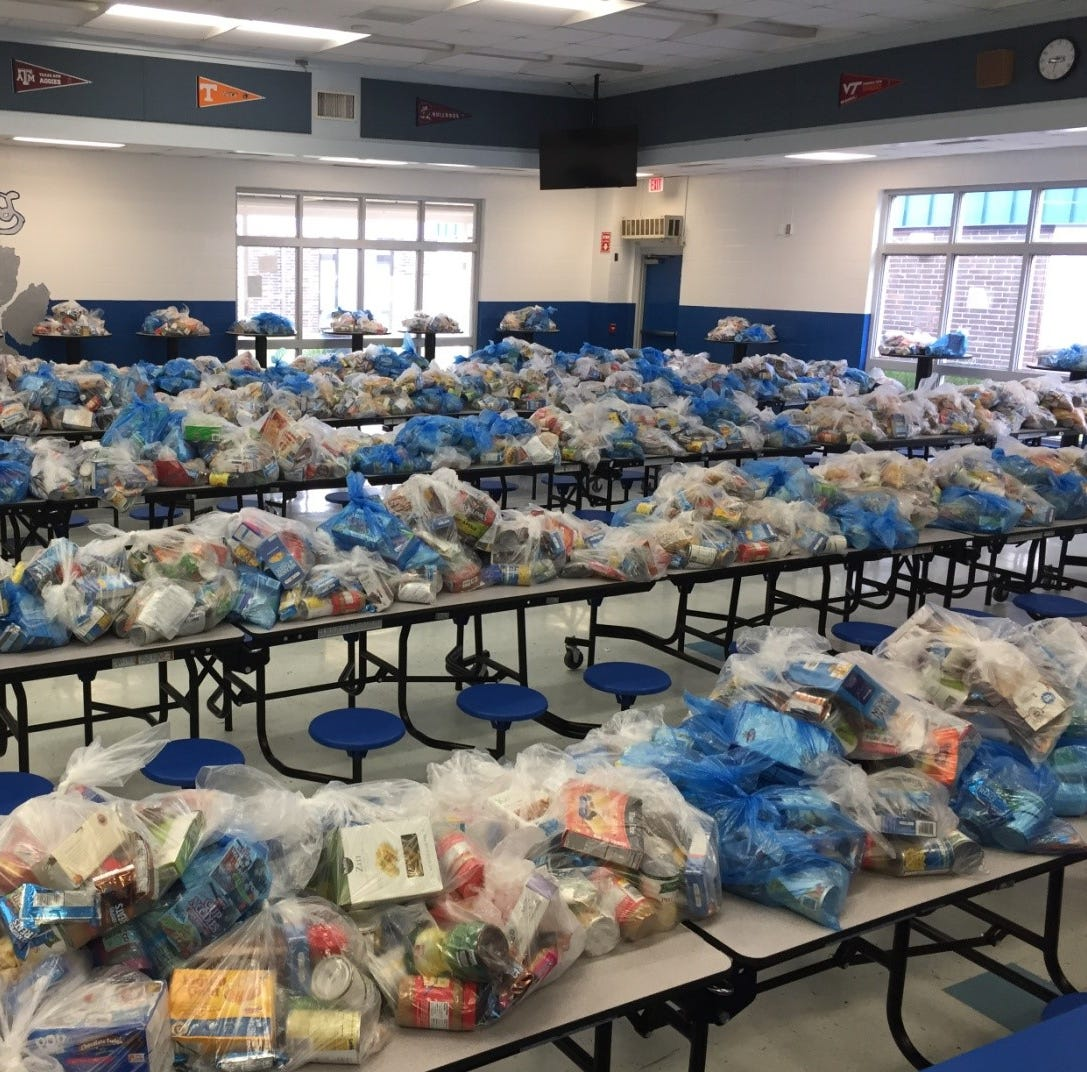 Second Harvest addressing food insecurity in the Big Bend area