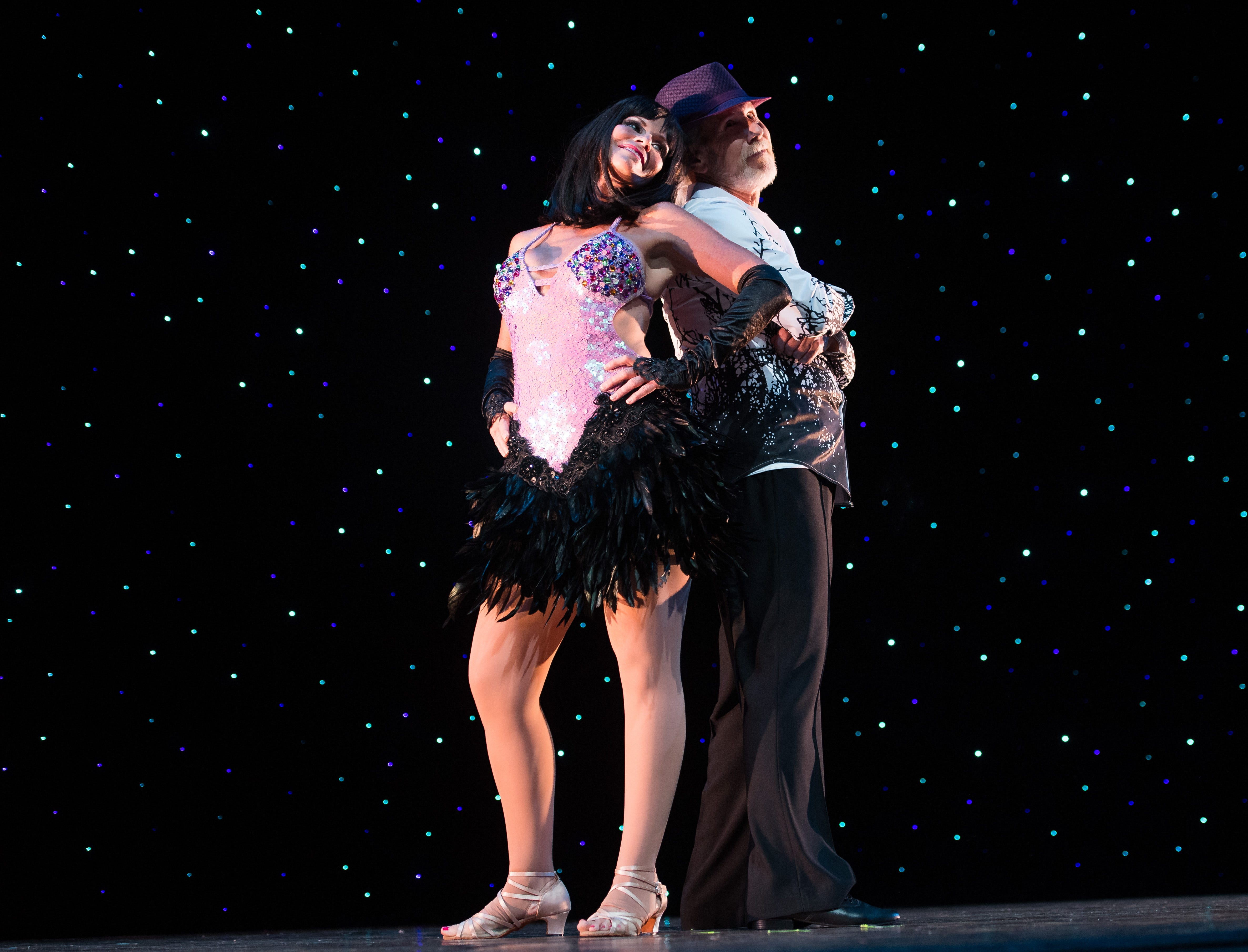 The 11th annual Dancing with Vero's Stars is held Saturday, May 11, 2019, at Riverside Theatre in Vero Beach. Ten couples competed for a mirror ball trophy during the event, which raised funds for Indian River County Healthy Start Coalition.