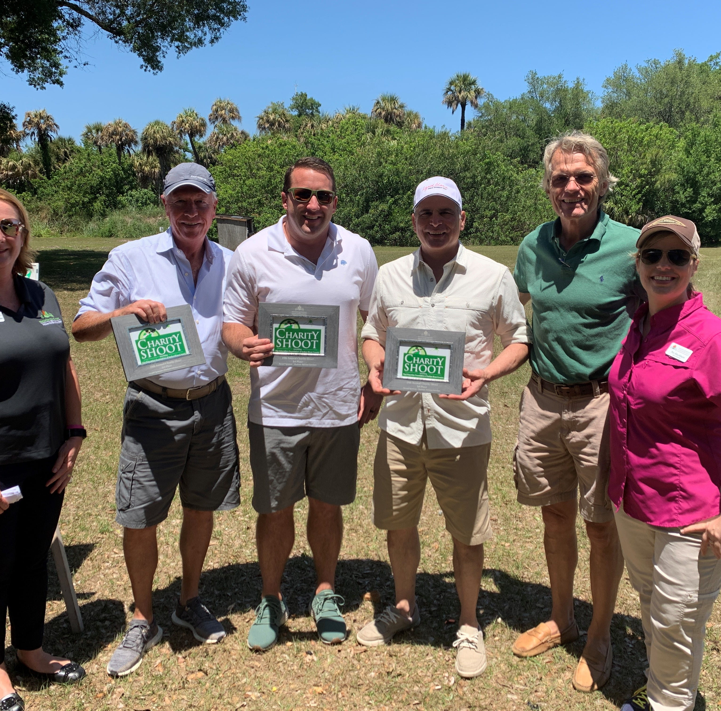 Indian River County Education Foundation Charity Shoot successfully targets support for students