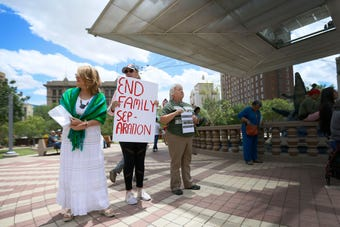 The Coalition to End Child Detention - El Paso gathers Sunday, May 12, for a rally to end family separation and child detention.