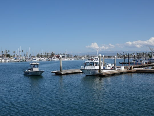 Channel Islands Harbor in Oxnard