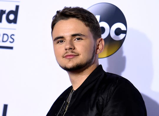 Prince Jackson went through commencement ceremonies on May 11, 2019, at Loyola Marymount University in Los Angeles.
