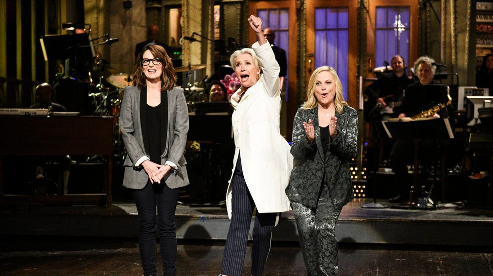 Emma Thompson and SNL Celebrate Mother's Day with 'The Perfect Mother'