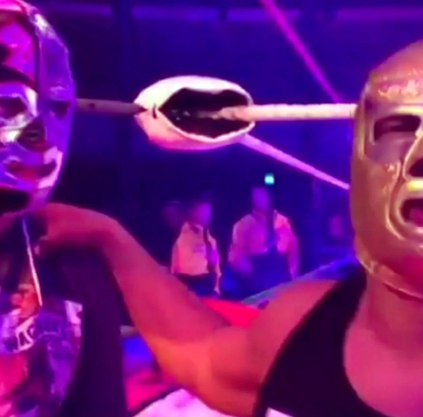 Silver King, lucha libre wrestler who co-starred in 'Nacho Libre,' dies at London show