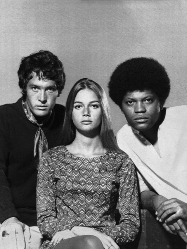 Stars react to death of Peggy Lipton, star of 'Mod Squad