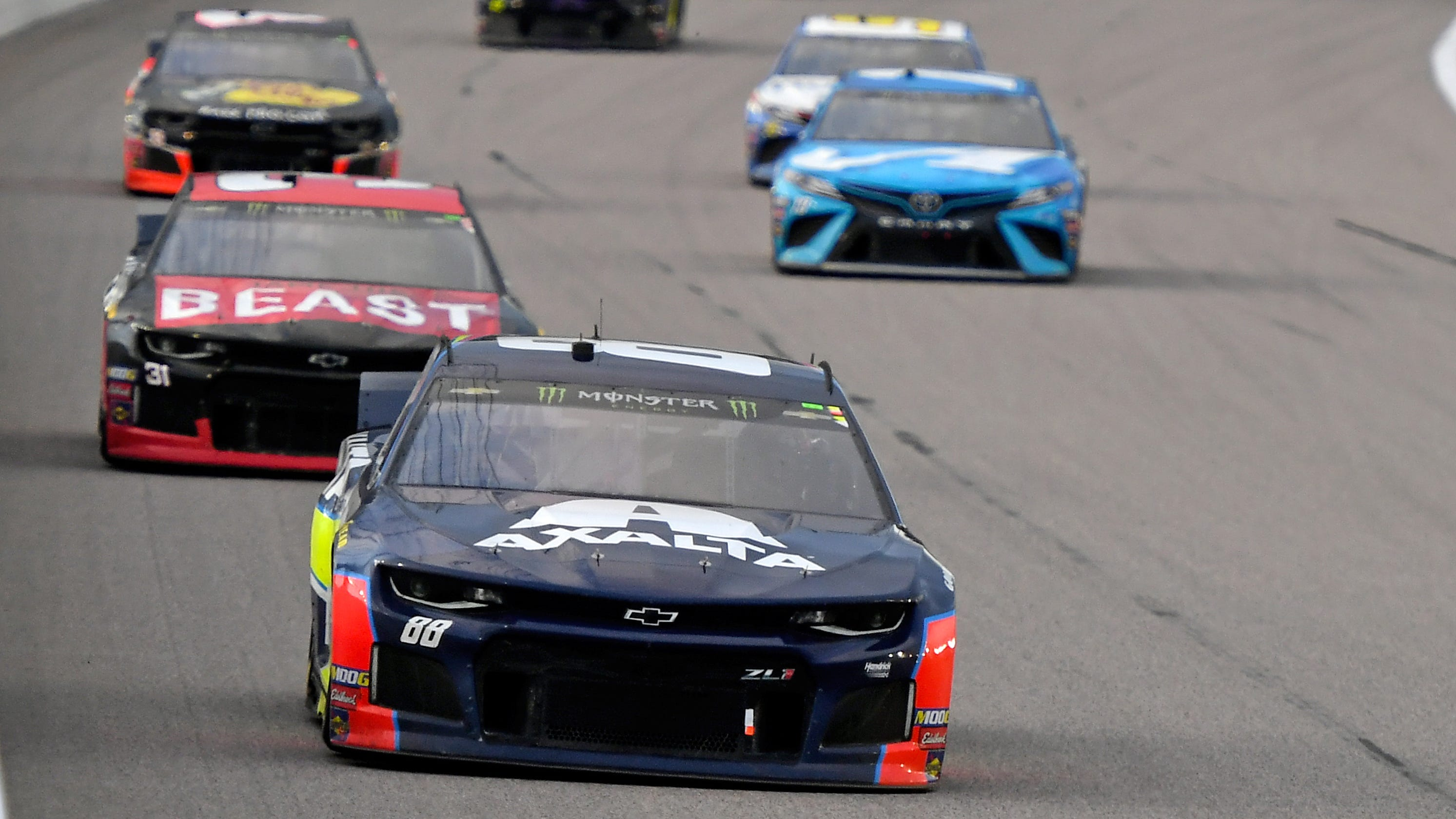 Alex Bowman Laments Missed Chance At Kansas For First