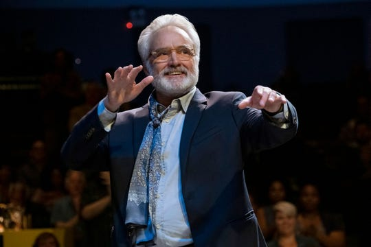 """Bradley Whitford stars as a Princeton music professor who unexpectedly takes charge of a small-town church choir in new NBC comedy """"Perfect Harmony."""""""