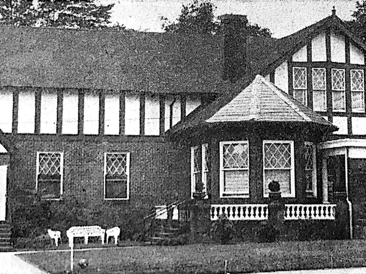 The building as McDougalds Funeral Home, seen in the Anderson Daily Mail in 1949, was occupied it from 1934 to 1968 as their South Chapel. The city of Anderson used it until after asbestos removal and demolition by Miller Construction of Anderson Monday.