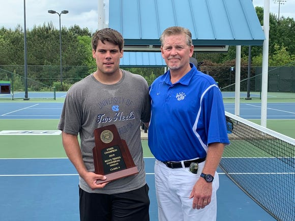 Ryan Heider won the 1A state championship over the weekend.