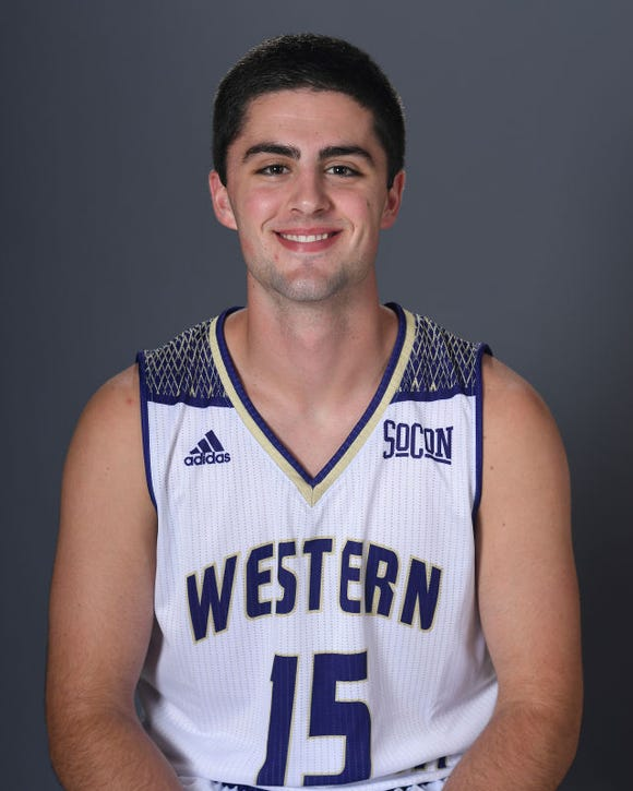 Hayesville's Josh Cottrell has decided to transfer from WCU