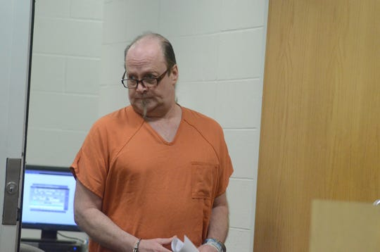 Eric Johnson of Marshall was sentenced to prison for the 2018 rape of an elderly woman.