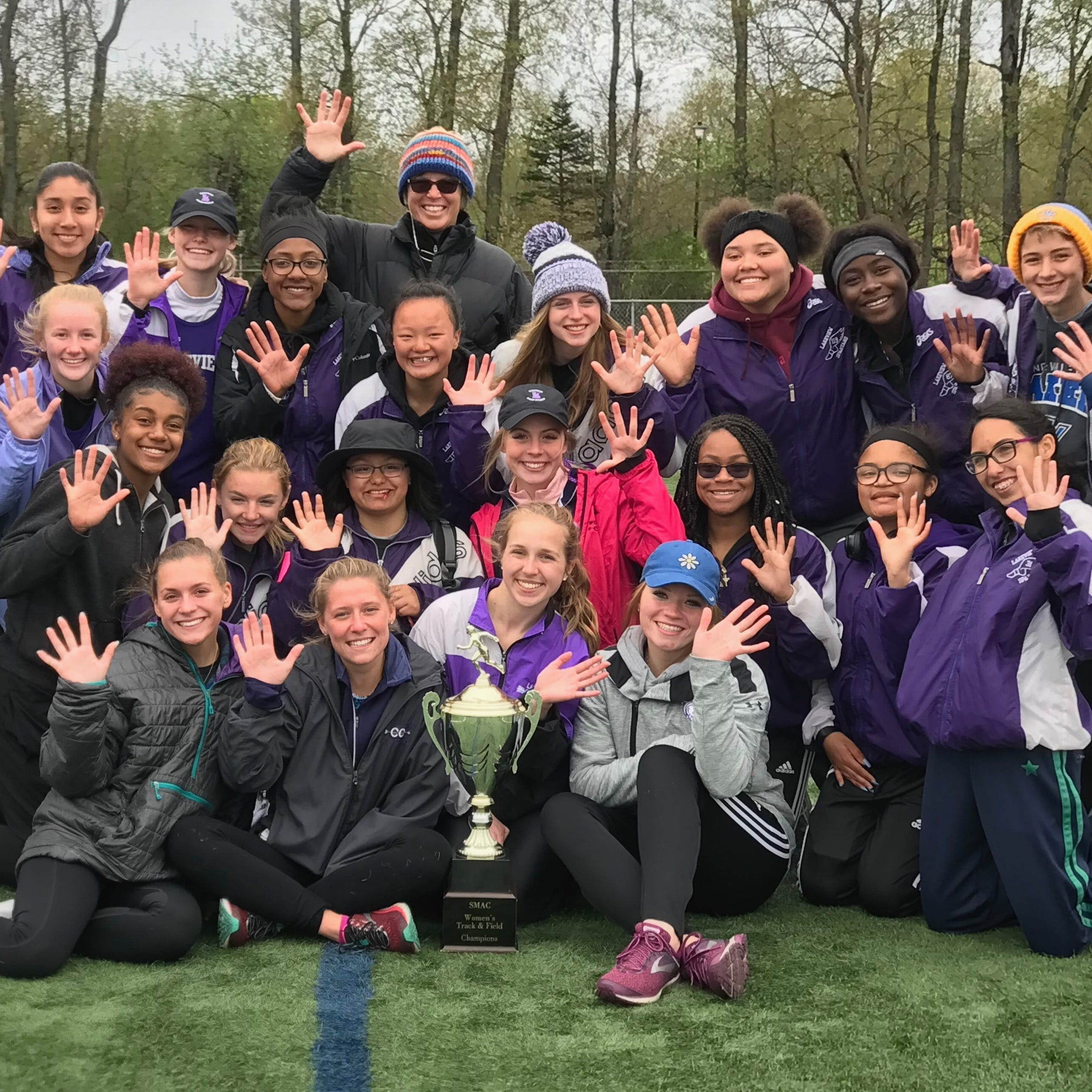 Prep Notebook: Lakeview girls win fifth league track title in a row