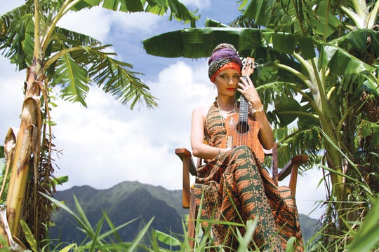 Taimane Gardner balances her love for her native Hawaii with her passion for travel.