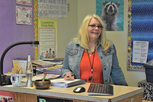 Lorrie Wolle teaches fifth grade at Bremerton's Armin Jahr Elementary.
