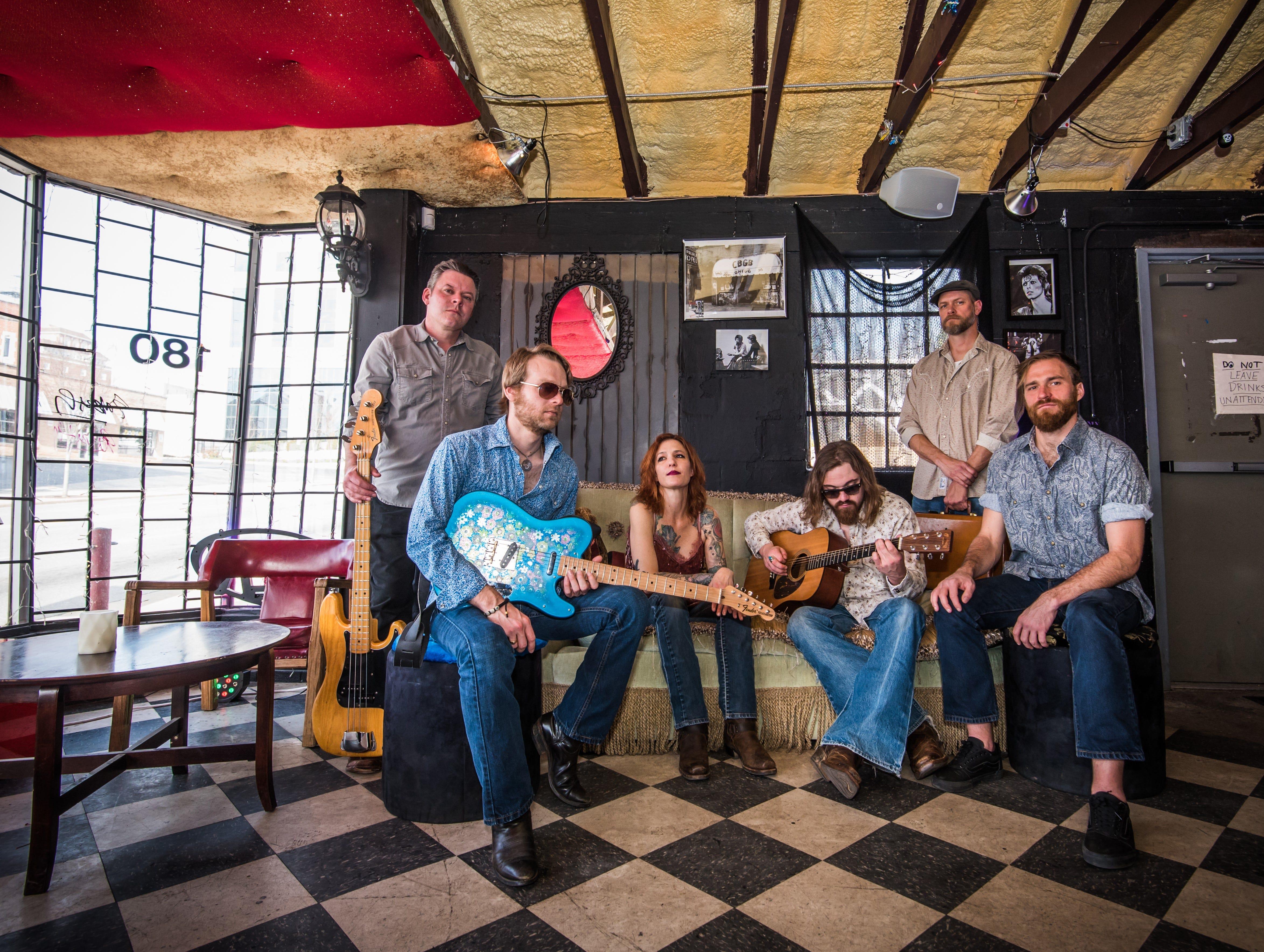 Casey Kristofferson debuts album at Merlefest