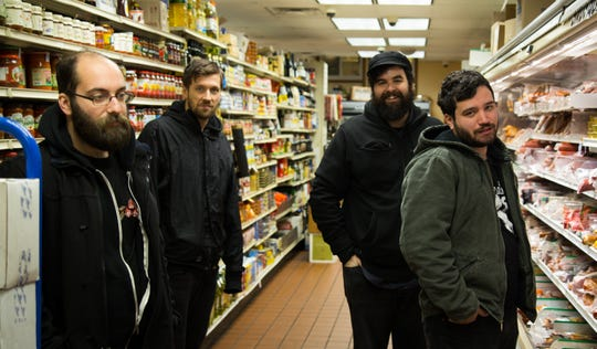 Boston indie-rockers Pile play a May 26 show at ArtsRiot in Burlington.