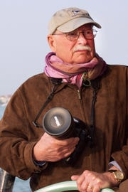 """The Middlebury College Museum of Art presents """"Being There: Photographs by James P. Blair"""" starting May 24."""