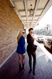 Pop duo Aly & AJ visits the Higher Ground Ballroom on May 17.