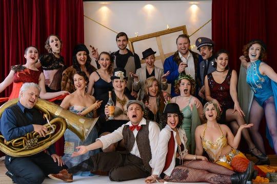 Burlington troupe Spielpalast Cabaret beings an eight-show run on May 17.