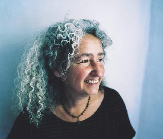 """North End Studios in Burlington host Nora Guthrie for the multimedia program """"What Pete Taught Woody"""" on May 24."""