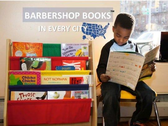 Barbershop Books Reading Program