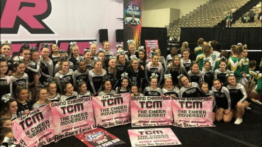 Oaklyn Cats Cheerleading will soon welcome its counterparts from Cherry Hill into the fold. Cherry Hill Youth Cheerleading is merging with the other organization after it lost the lease on its practice facility.