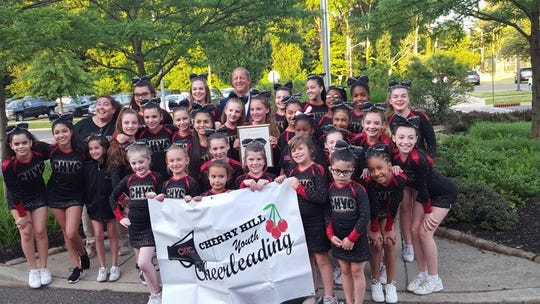 Cherry Hill Youth Cheerleading won a number of national titles over its nine-year run. After a new shopping center tenant canceled the group's lease, it was unable to find a suitable new space.